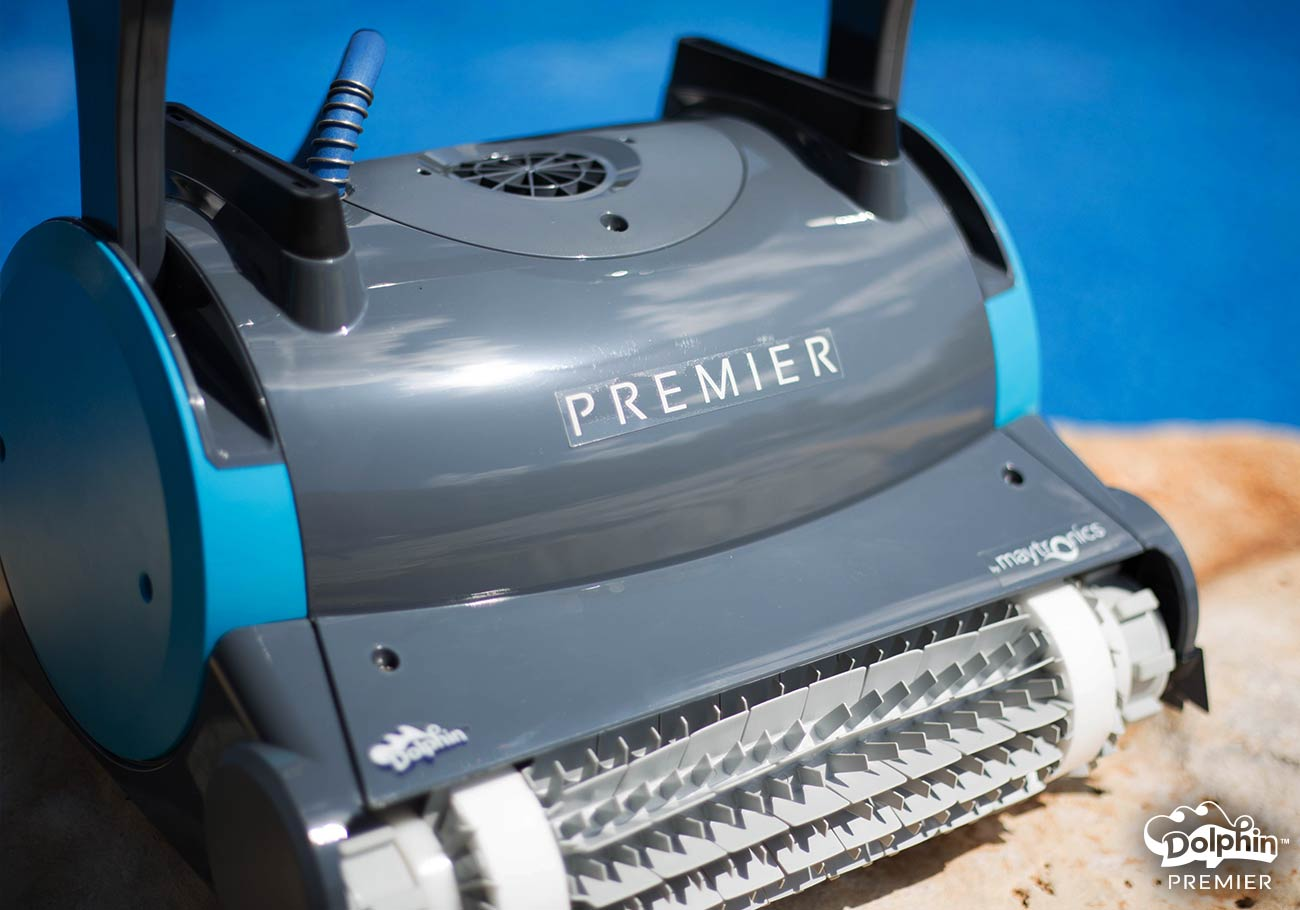 Dolphin Premier Robotic Inground Pool Cleaner Reviews